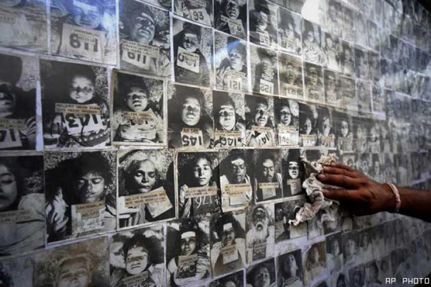 Bhopal Gas Victims to Burn US flag on 32nd Anniversary of Tragedy