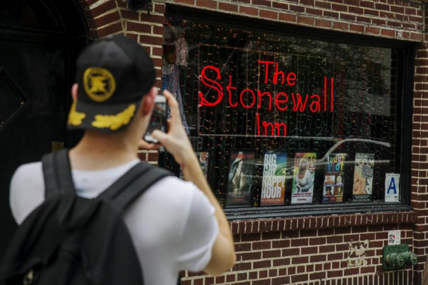 """gay movement in usa The 1969, time magazine's """"the homosexual in america"""" was the first cover story on gay rights in a national magazine [11] the first lesbian/feminist bookstore in the us was the amazon bookstore cooperative (now known as true colors bookstore), which opened in minneapolis in 1970."""