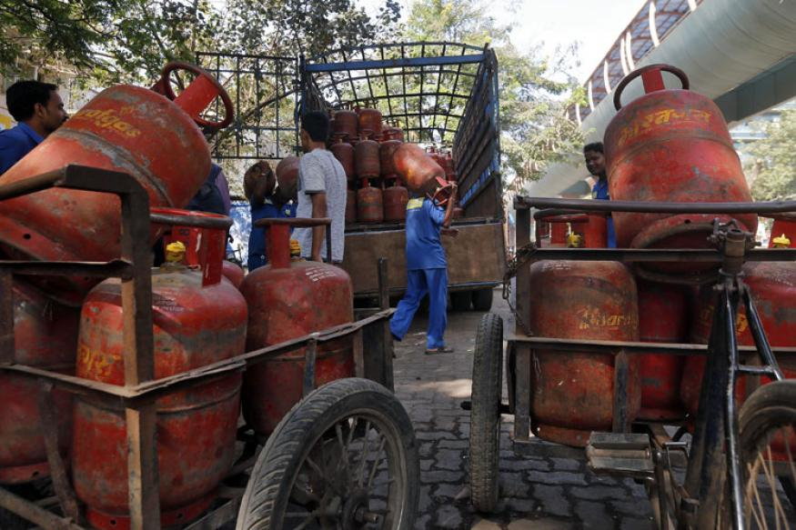 Subsidised LPG Rate Hiked by Rs 2 Per Cylinder