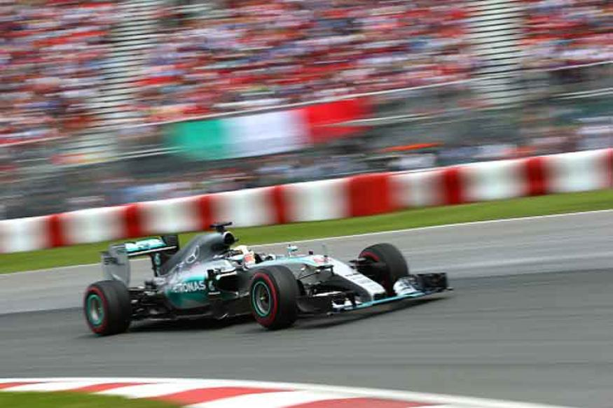 Mercedes More Popular for Collisions, Says Bernie Ecclestone