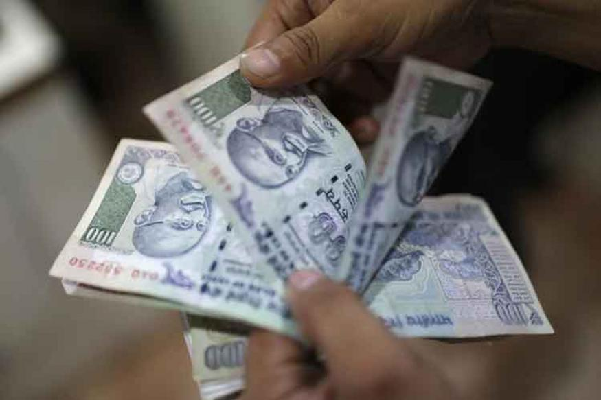 Rupee Gains 9 Paise Against Dollar in Early Trade