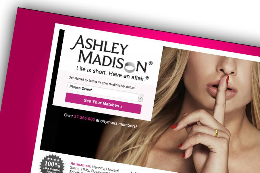 Ashleymadison website