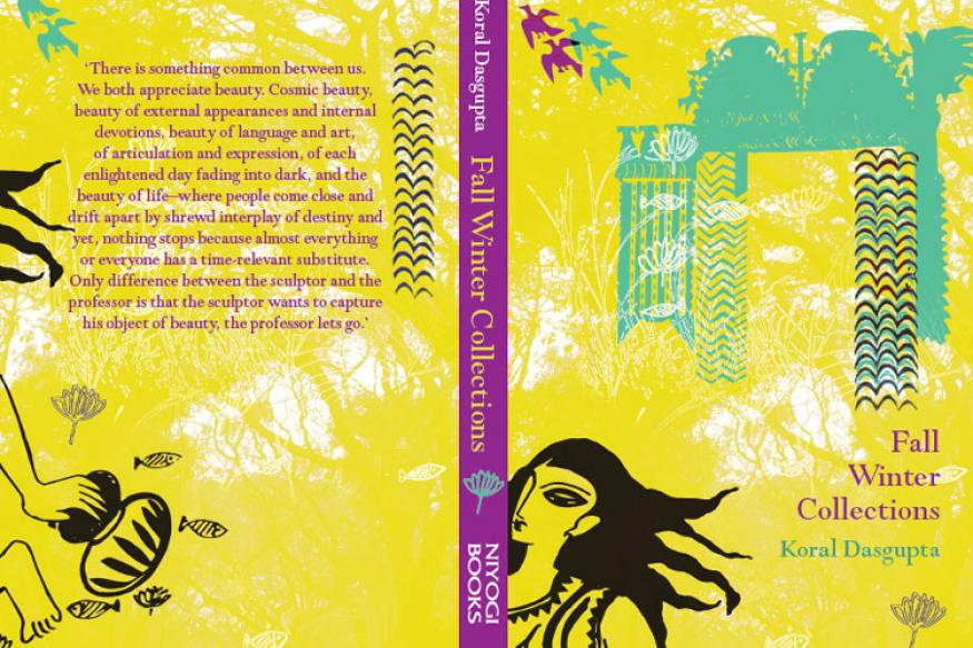 Book Review: Koral Dasgupta makes Shantiniketan come alive in 'Fall Winter Collections'