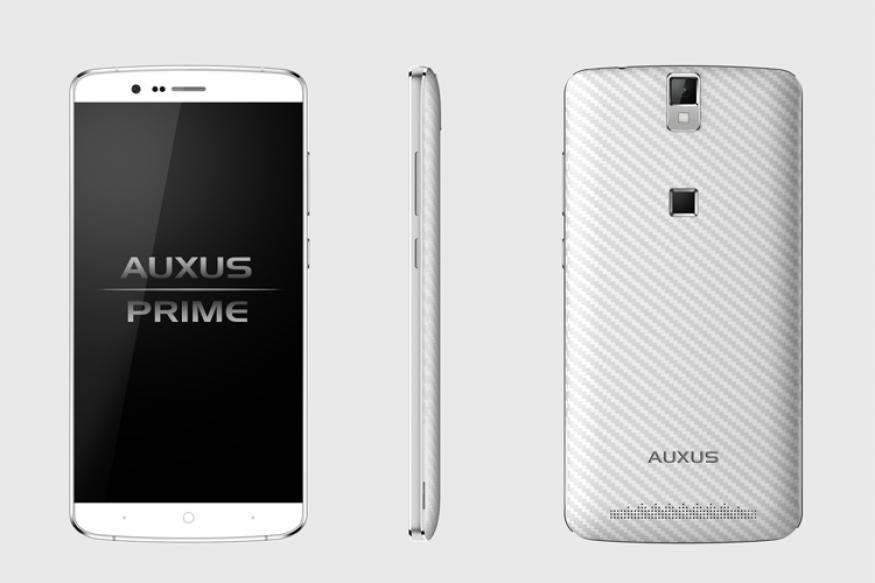 Auxus Prime P8000 with 5.5-inch display, 13MP rear camera ...