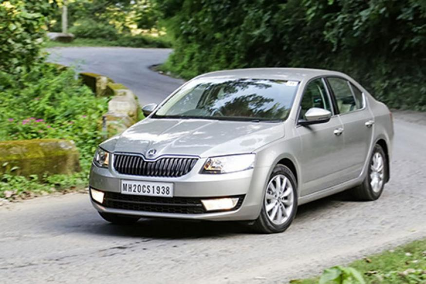 skoda launches octavia style plus at rs lakh in india news18. Black Bedroom Furniture Sets. Home Design Ideas