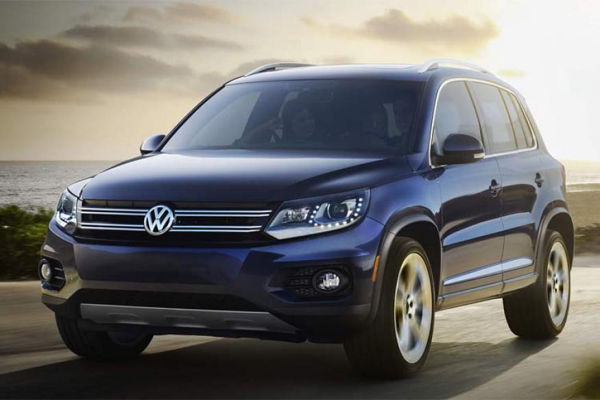 Volkswagen unveils all-new Tiguan SUV at the Frankfurt motor show - News18
