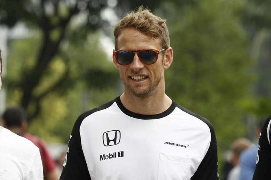 Image result for Jenson Button to make an F1 return at Monaco Grand Prix