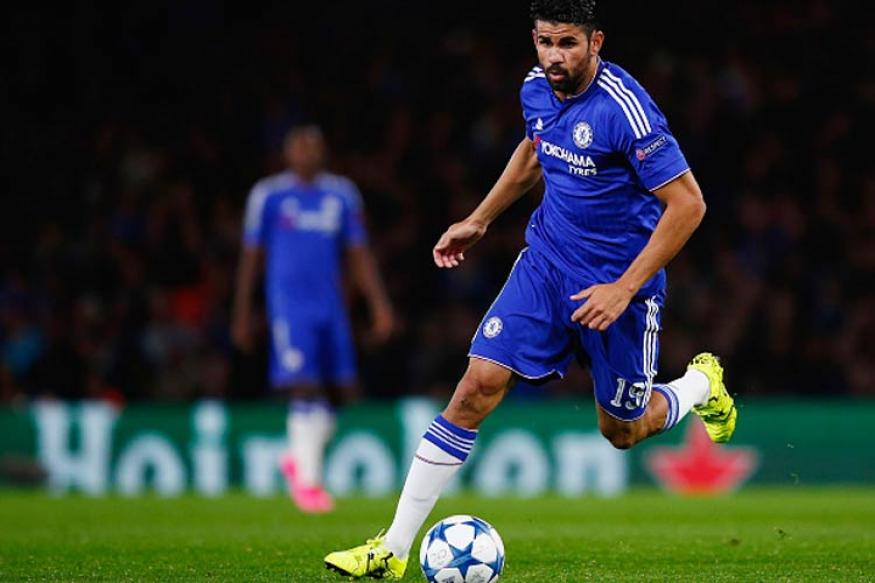 Diego Costa Has Calmed Down For Good, Says Chelsea Mate Courtois