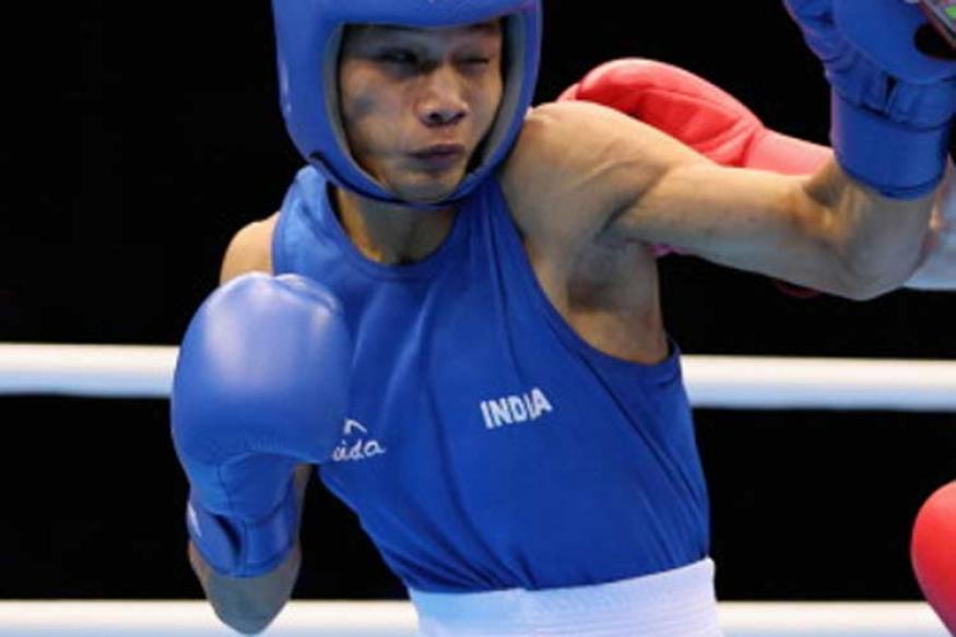 sport report vikas others enter quarters asian boxing championship