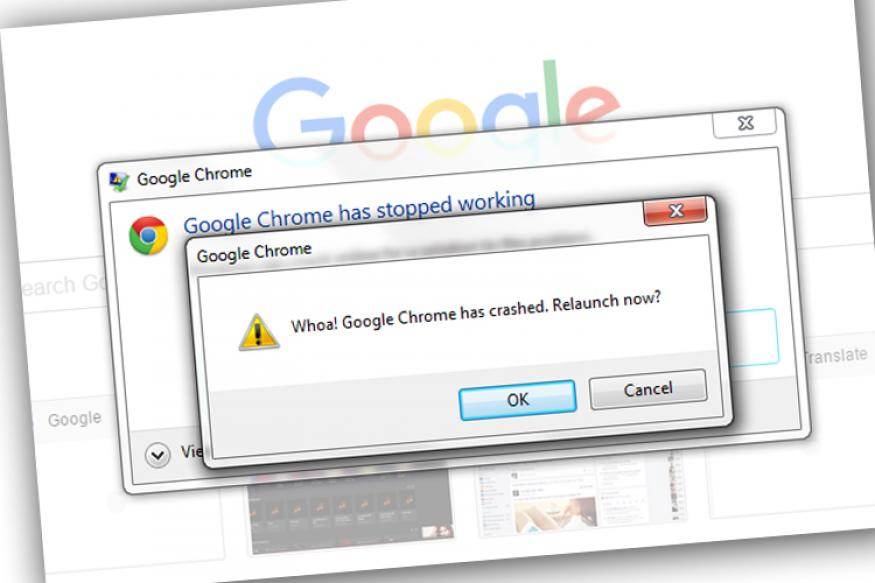 How to crash Google Chrome with only 16 characters; try it yourself