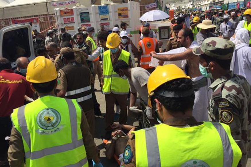 Saudi Arabia releases photos of 1090 people killed in Haj stampede, 35 Indians also dead