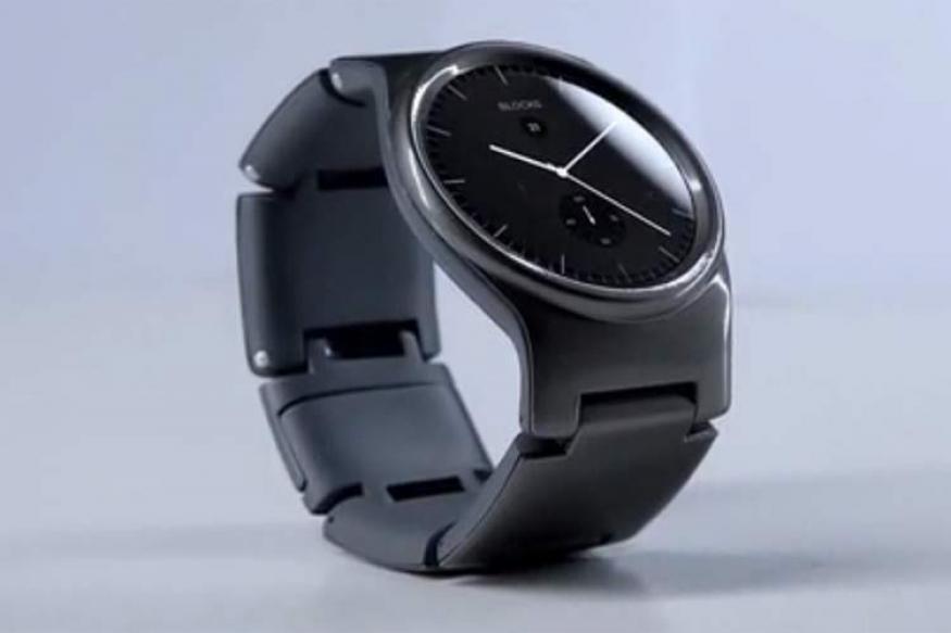 The first modular smartwatch is a huge hit on Kickstarter ...
