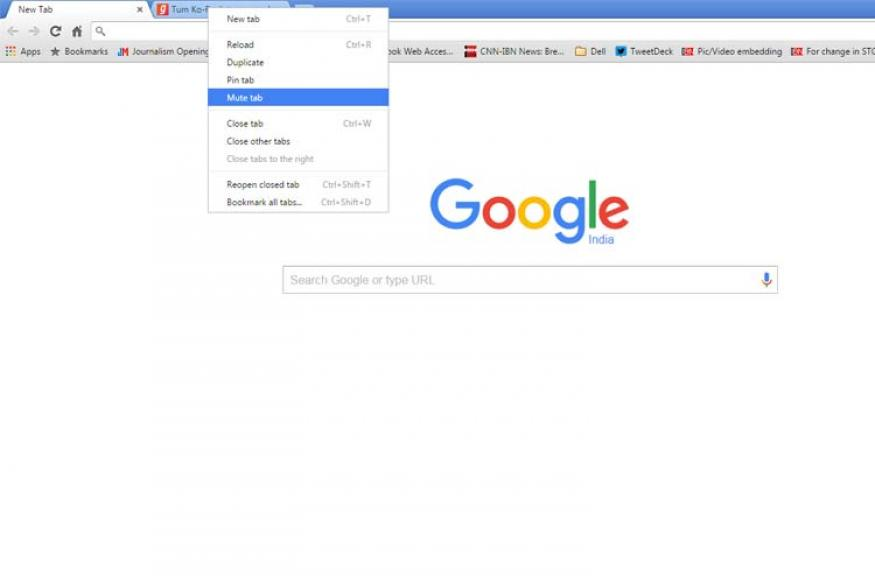 how to add tabs google chrome