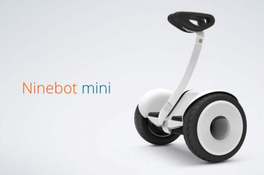 Ninebot mini: Xiaomi unveils self-balancing electric scooter with smartphone control