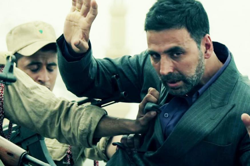 'Airlift' review: The film turns the real-life story into a one-man mission