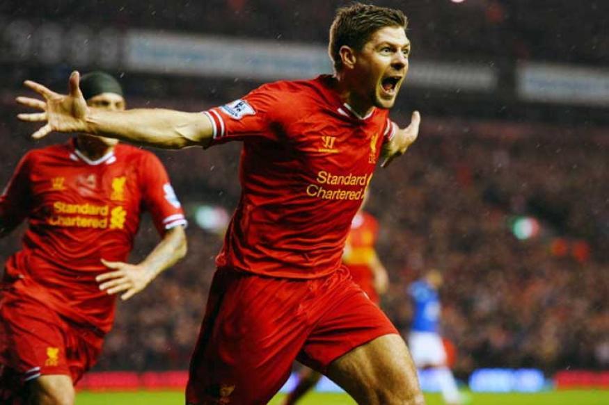 Liverpool Great Steven Gerrard Calls Time on Career