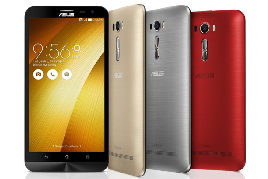 Asus Launches 6 Inch ZenFone 2 Laser 6 In India At Rs