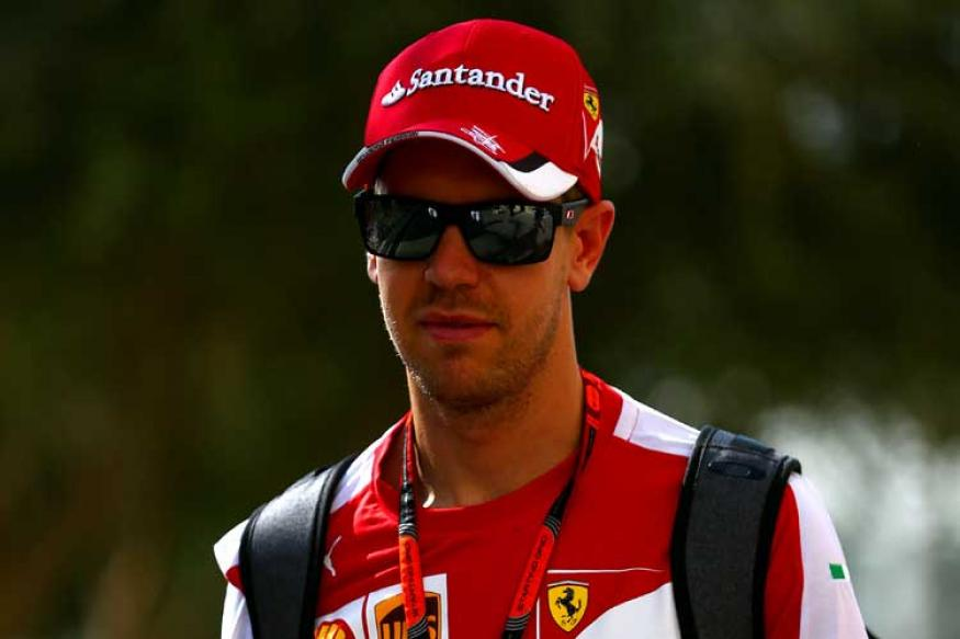 Formula 1 Sebastian Vettel Not Paying Heed to Hype Surrounding Ferrari