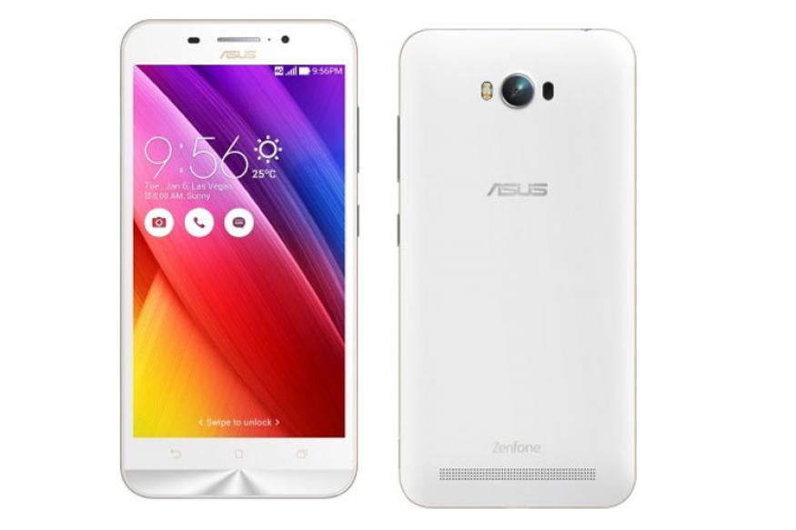 Asus Launches ZenFone Max With 13MP Rear Camera 5000mAh