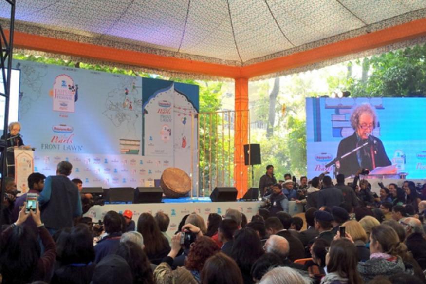 JLF 2016: Margaret Atwood makes keynote address, Raje welcomes literary enthusiasts