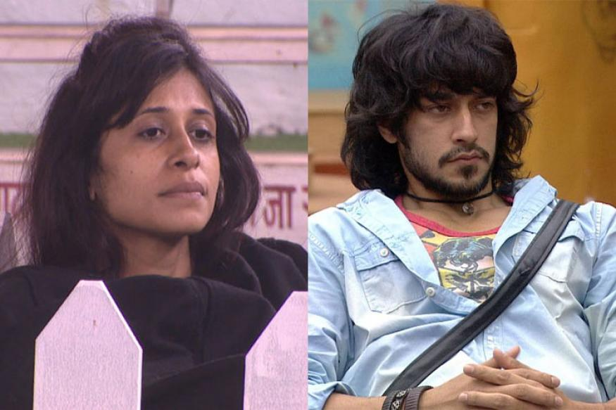 Rishabh Sinha is being over confident about making it to 'Bigg Boss 9' finale, says Kishwer Merchantt