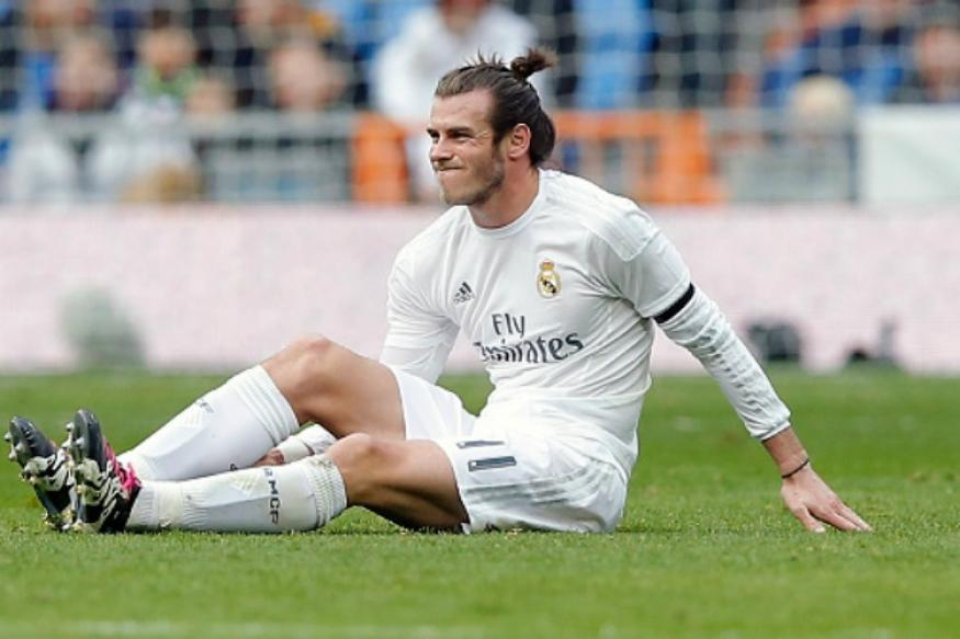 Champions League: Real Madrid Lose Gareth Bale For At Least A Month