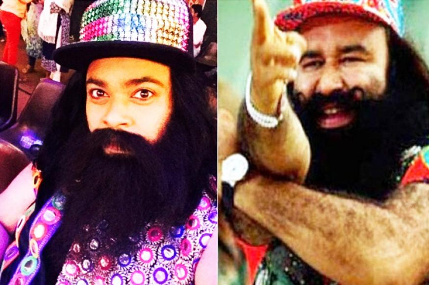 'Comedy Nights' actor booked for mimicking Dera chief Gurmeet Ram Rahim