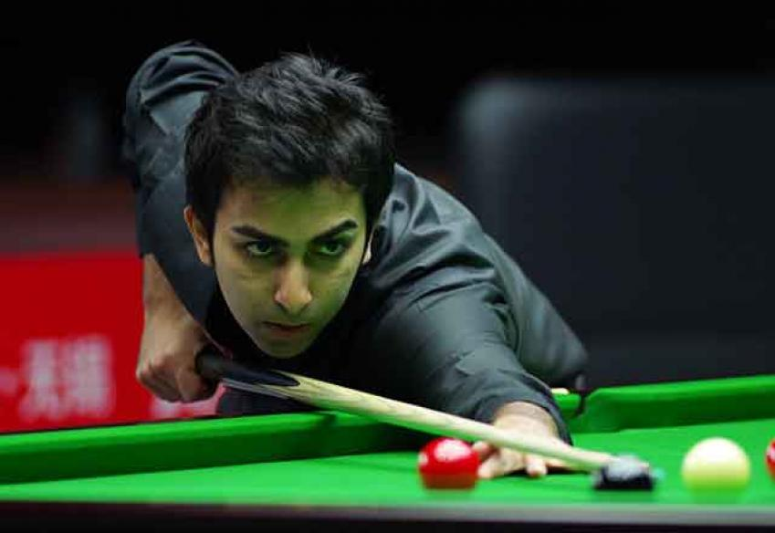 Pankaj Advani Downs Aditya Mehta to Win Kolkata Open