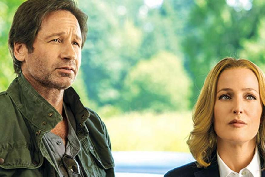 Spooky new trailer of 'The X-Files' released