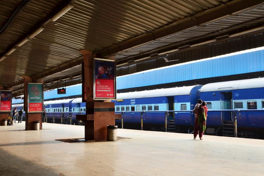Railways Waives Off Service Tax For Booking Online Tickets