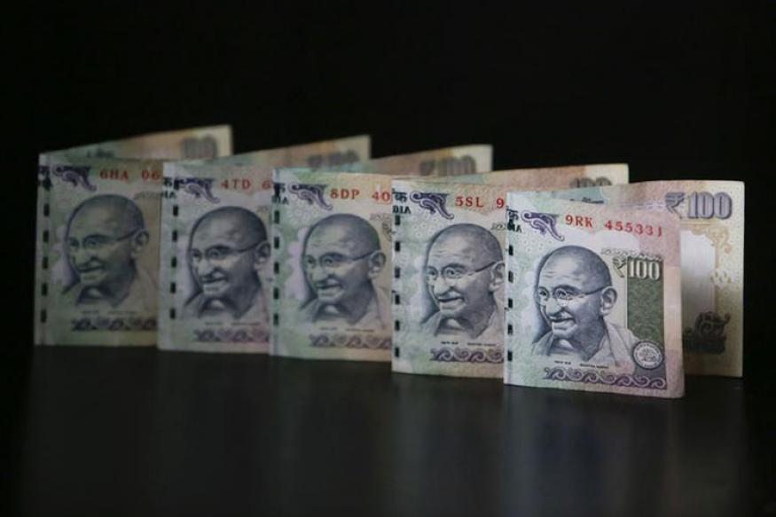 Rupee Ends at Week High on Upbeat GDP Data