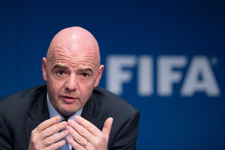 FIFA Plays Down Violence Fears at 2018 World Cup in Russia