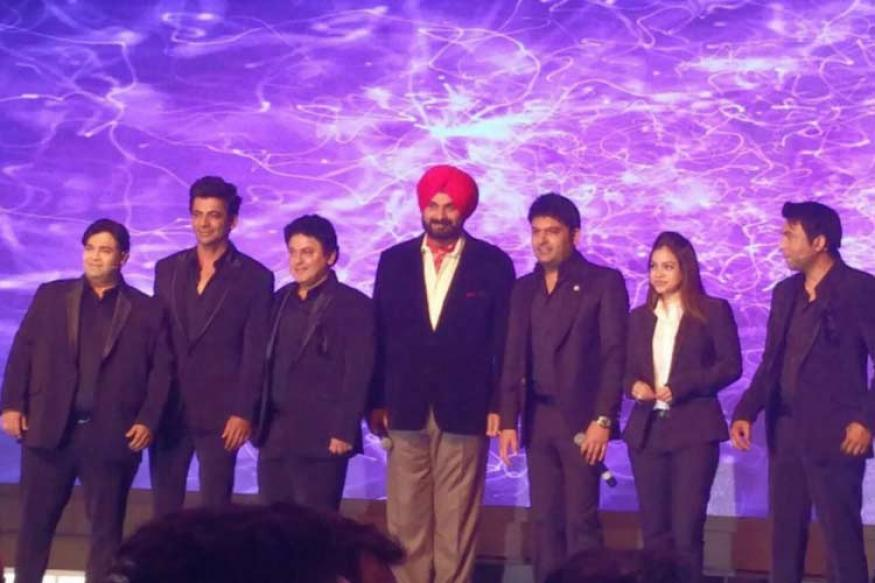 'CNWK' cast to be back on TV with 'The Kapil Sharma Show' in April