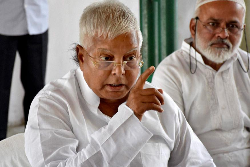 Lalu Yadav Accuses PM of 'Crafting' Advani Trial