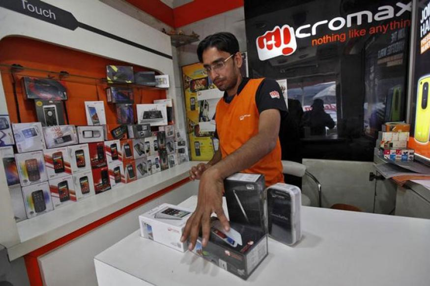 Micromax, once the rising star of India's smartphone market, struggles