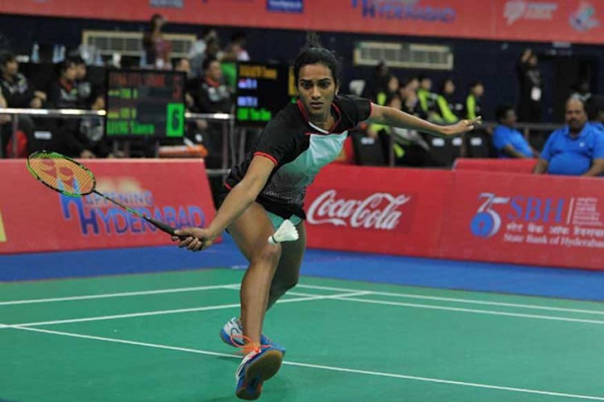 World No 2 Saina, who had injured her ankle last year, is yet to play ...