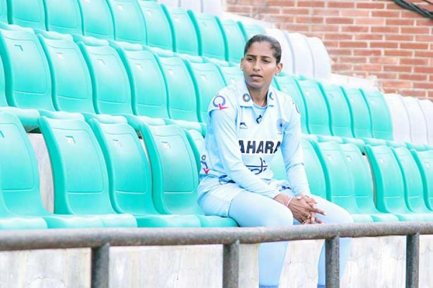Ritu Rani Dropped From Women's Hockey Squad for Rio?