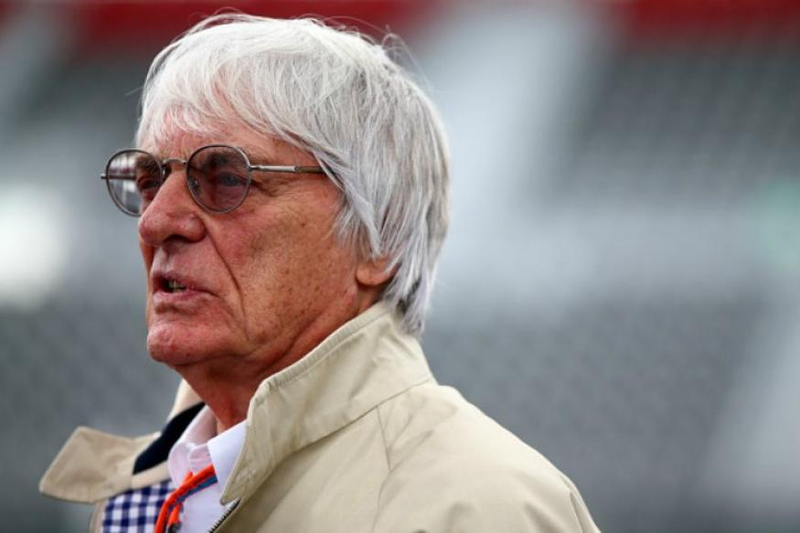 Bernie Ecclestone Seeks 'Long-term' Singapore Deal