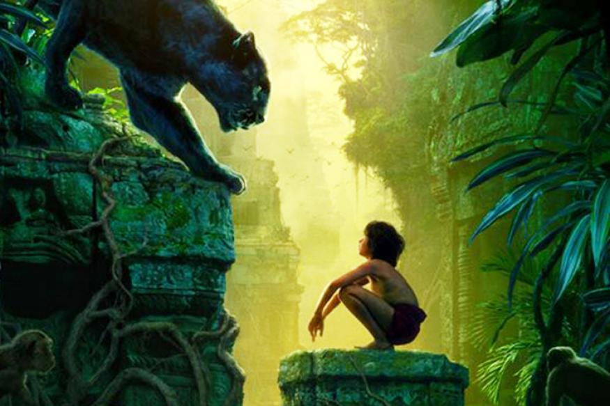 'The Jungle Book' review: It's a stunning visual achievement