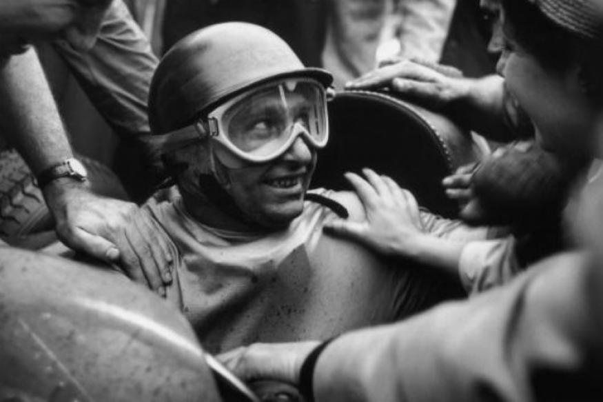 Juan Manuel Fangio is The Greatest Driver, Says a British Study