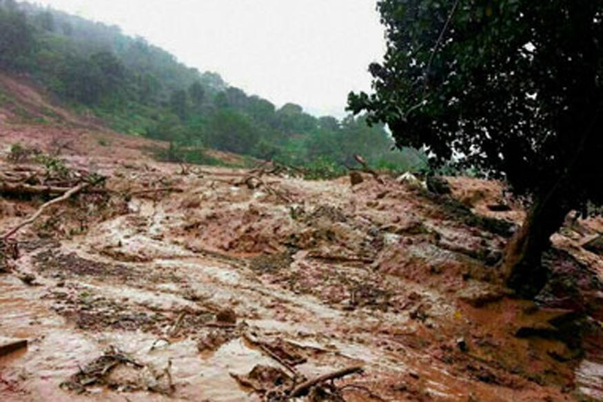 Srinagar-Jammu Highway Shut Due to Landslides