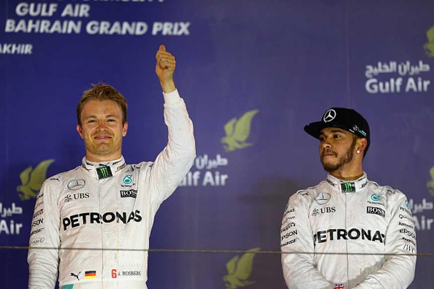 F1: Hamilton Not Underestimating Rosberg's Challenge