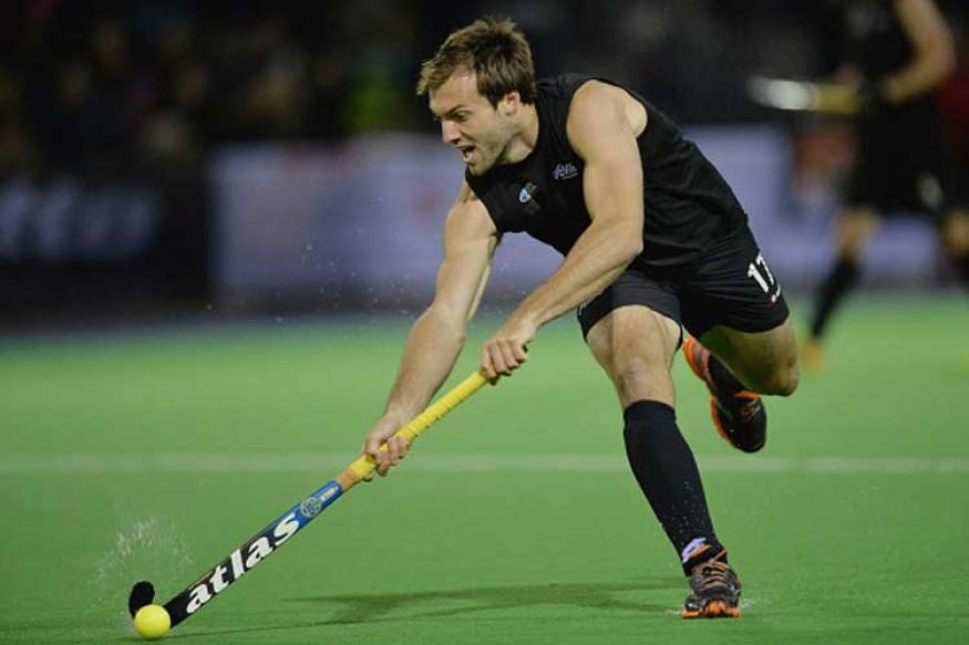 Woods's brace powers New Zealand to an easy win over Pakistan in Azlan Shah hockey
