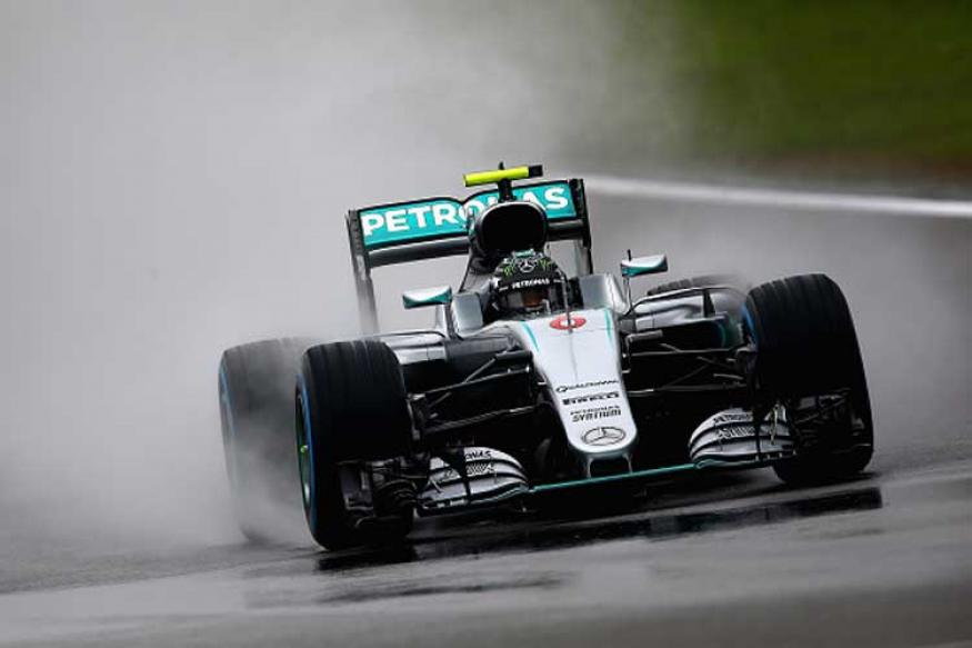 Rosberg Grabs Pole, Hamilton to Start From Back of Grid at Chinese GP