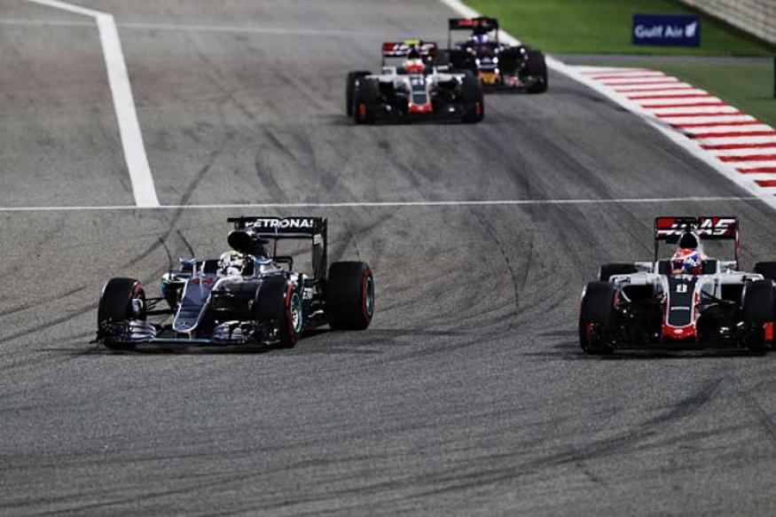 Formula One approves qualifying change