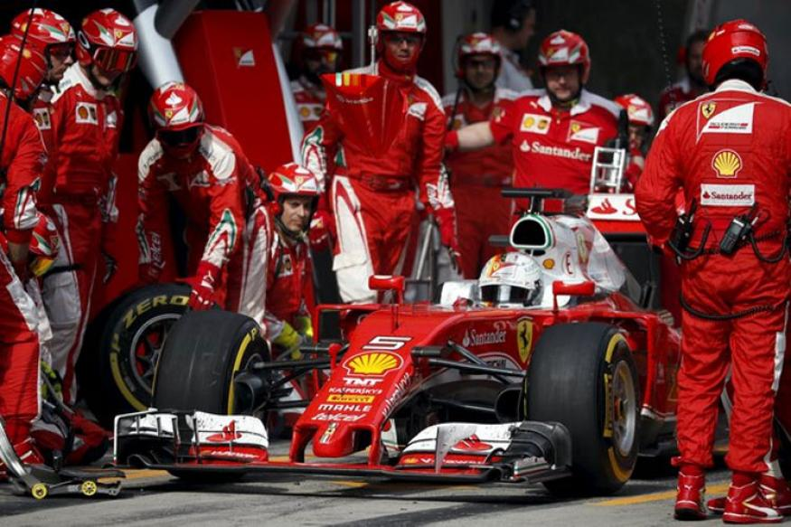 Formula One: Ferrari Add Embarrassment to Frustration