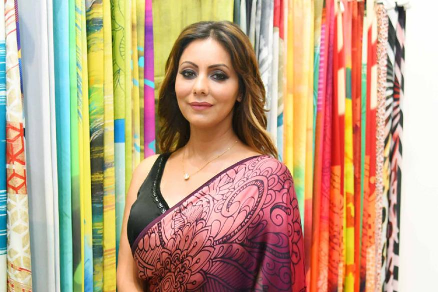 I'm Truly Passionate About Designing: Gauri Khan