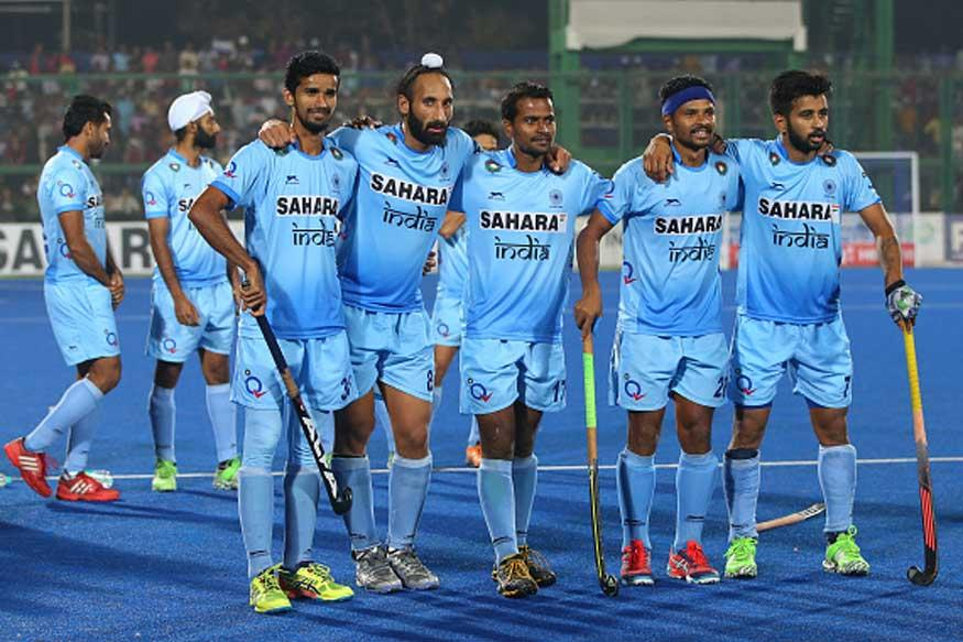 Indian Men's Hockey Team Clubbed With Germany, Netherlands and Argentina for Rio Olympics 2016