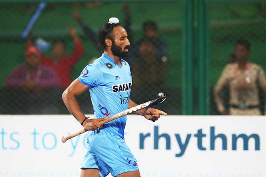Azlan Shah Cup: India Captain Sardar Singh Praises Young Players For Gritty Display