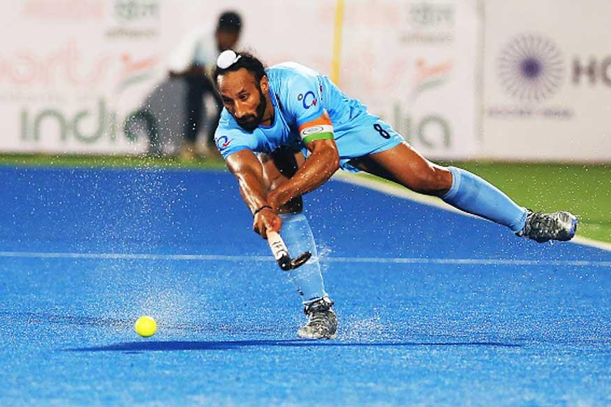 We are on Right Track for Rio Olympics, Says India Hockey Captain Sardar Singh